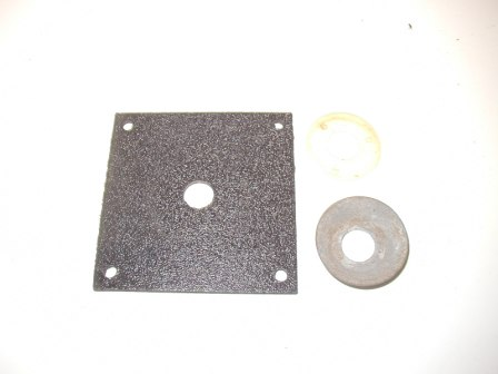 Cabinet switches for Cabinet mounting plate