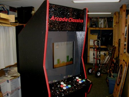 New Joysticks, Buttons, PCB / New Plexiglass Over Monitor, Marquee & Control Panel, / New T Molding,Coin Acceptor & Lock / Freshly Painted Brand New Cabinet