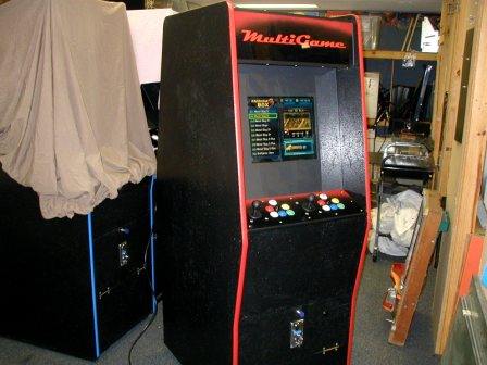 520 In 1 (Tron Cab)