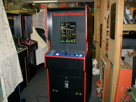 60 In One (New Cabinet) (Exidy Clone)