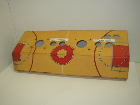 Arch Rivals / Dynamo ? Control Panel (23 1/16 Wide) (Item #1) $34.99