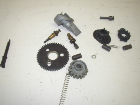 Rowe Mechanism Parts Lot (Item #55)  $23.99