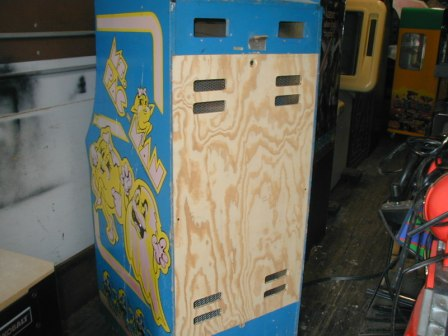 Bally / Midway Ms Pac-Man Back Door $65.00