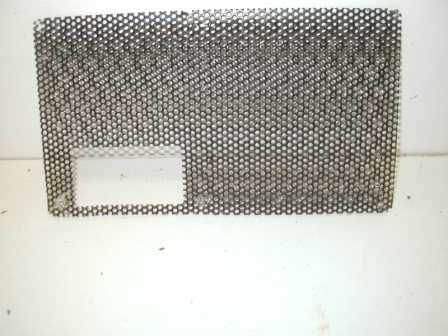 NSM Prestige ES-160 Front Door Plastic Section Speaker Grill (Will Need To Be Repainted) (Item #51) $14.99