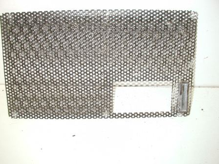 NSM Prestige ES-160 Front Door Plastic Section Speaker Grill (Will Need To Be Repainted) (Item #52) $14.99