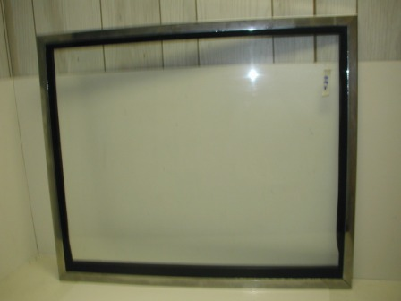 Rock-Ola 488 Top Lid Glass and Frame (Item #76) $84.99