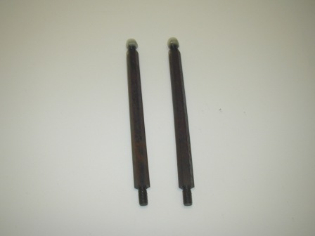 Rowe 1200 Jukebox Mechanism Back Support Rods (Item #82) $14.99