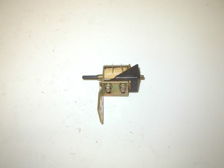 Rowe Mechanism (60870001) (Serial no.08750) Toggle Solenoid and Bracket (Item #57) $13.99