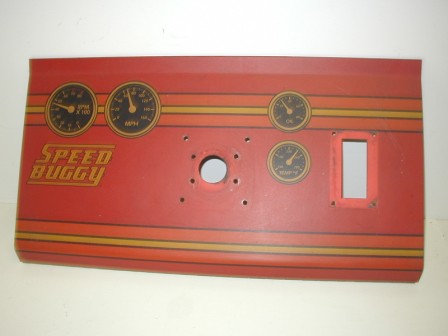 Speed Buggy Control Panel (Item #24) (Holes Were Dilled Around Hub Mounting Hole) $34.99