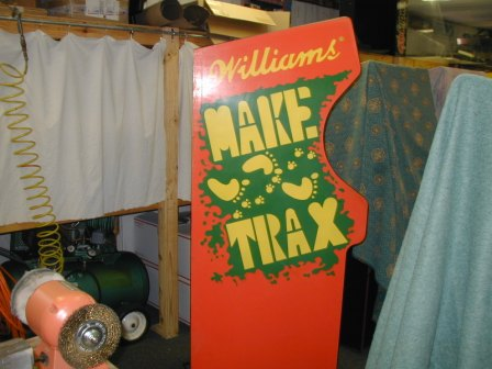 Make Trax Cabinet / 60 in One Rebuild