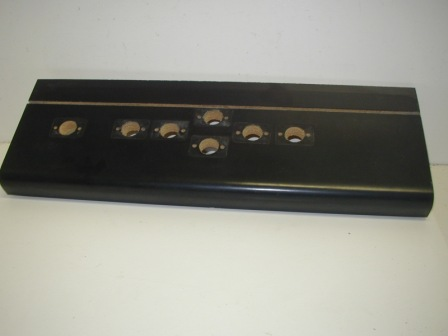 Upright 8 Liner Cabinet Control Panel (Item #2) $24.99