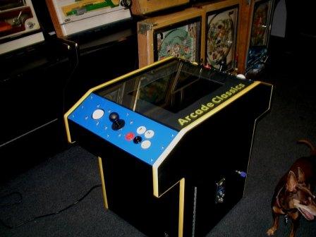 Reconditioned Arcade Machines